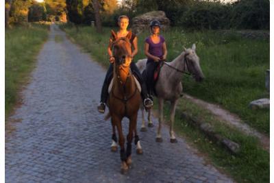 Weekend Rome met paardrijtochten