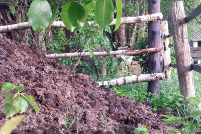 5 redenen waarom een composthoop cool is